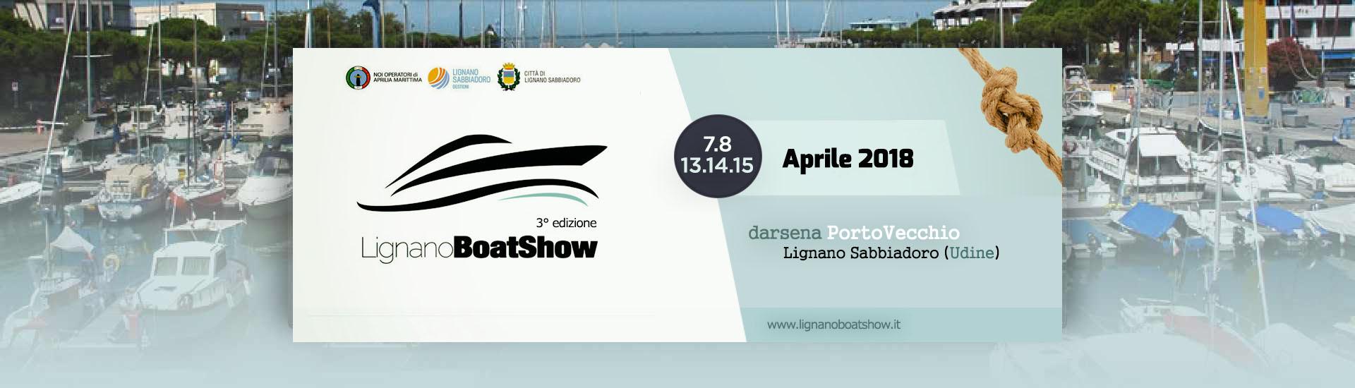 Lignano Boat Show 2018 Wave Marine