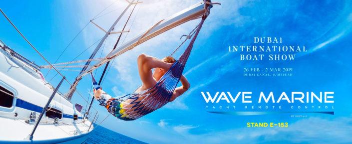 BoatShowDubai_wave marine yacht remote control