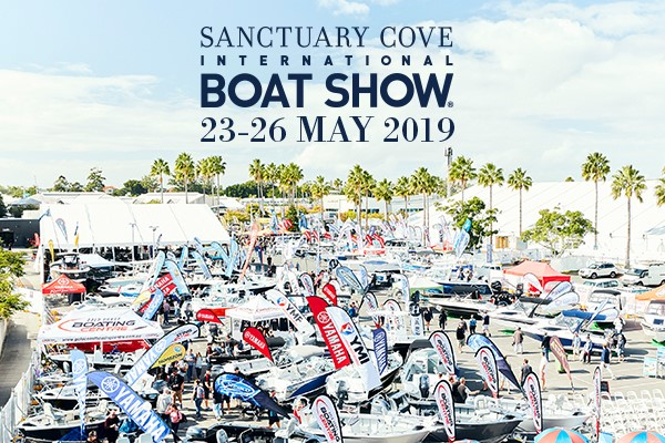 Sanctuary Cove International Boat Show Australia 2019